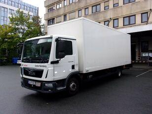 箱式卡车 MAN TGL 12.250 Koffer+HF