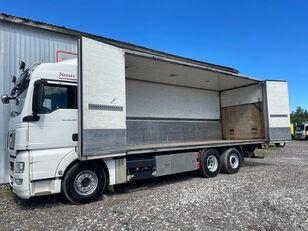 箱式卡车 MAN TGX 26.440, 6x2