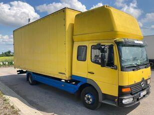 箱式卡车 MERCEDES-BENZ 818L ATEGO