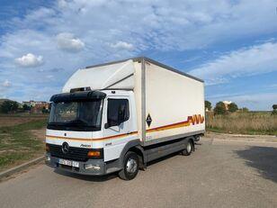 箱式卡车 MERCEDES-BENZ ATEGO 818 L ***CAJA CERRADA***