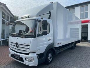 箱式卡车 MERCEDES-BENZ Atego 818 Koffer + HF