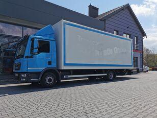 箱式卡车 PALFINGER winda MBB C 1500L + zabudowa / kontener