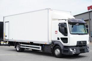 箱式卡车 RENAULT Midlum D12 , E6 , SLEEP CAB , 18 EPAL Box , Tail lift , side doo