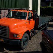 小汽车运输车 FORD F800