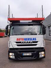 小汽车运输车 IVECO STRALIS + 小汽车运输拖车
