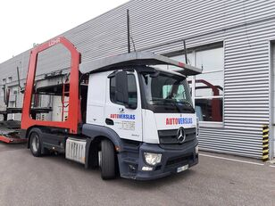 小汽车运输车 MERCEDES-BENZ ACTROS + 小汽车运输拖车