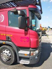 小汽车运输车 SCANIA P360 + 小汽车运输拖车