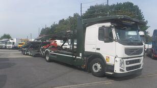 小汽车运输车 VOLVO FM13 420 Autotransporter Kassbohrer