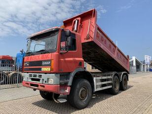 自卸车 GINAF M 3335-S M 3335-S EVS 380 6x6 Euro 2 Tipper