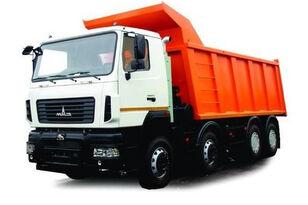新自卸车 MAZ 6516E8