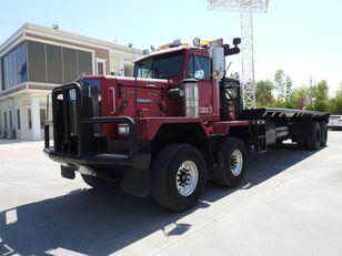 平板卡车 KENWORTH * C500 * Bed / Winch * 8x4 Oil Field Truck *