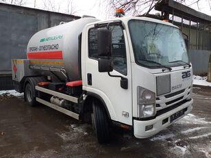 新燃气运输车 ISUZU