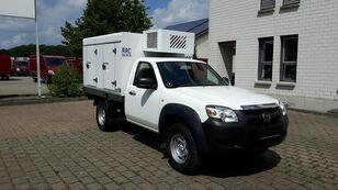 冰淇淋车 MAZDA B 50 4WD ColdCar Eis/Ice -33°C 2+2 Tuev 06.2023 4x4 Eiskühlaufba