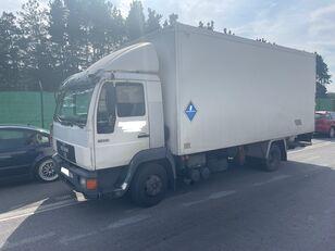 恒温卡车 MAN 11.224 ISOTERMO  PUERTA ELEVADORA