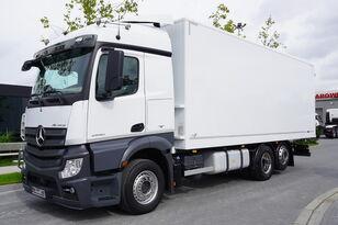 恒温卡车 MERCEDES-BENZ Actros 2540 container / 6 x 2 / 18 EP