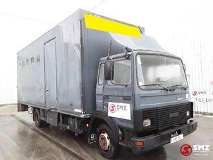 牲畜运输车 IVECO Magirus 80 16 horse truck