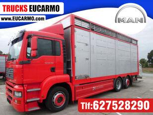 牲畜运输车 MAN TGA 26 350