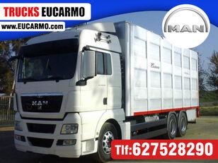 牲畜运输车 MAN TGX 28 480