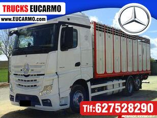 牲畜运输车 MERCEDES-BENZ ACTROS 25 45
