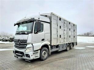 牲畜运输车 MERCEDES-BENZ Actros 2543 6x2