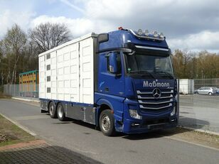 牲畜运输车 MERCEDES-BENZ Actros 2551 6x2