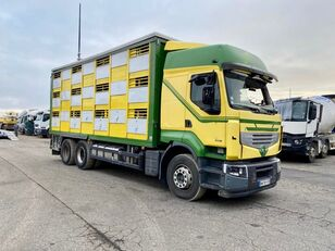 损坏的牲畜运输车 RENAULT PREMIUM 460