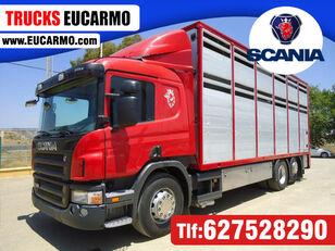 牲畜运输车 SCANIA P 380