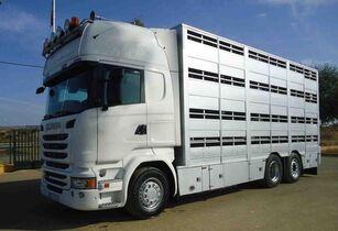 牲畜运输车 SCANIA R 490