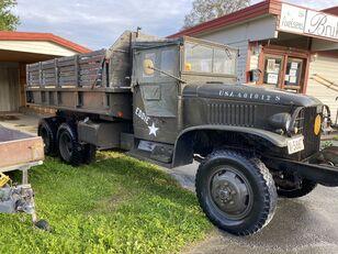 军用卡车 GMC 1942   CCKW 353 with winch