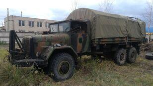 用于获取部件的军用卡车 MAGIRUS-DEUTZ JUPITER