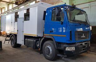 新军用卡车 MAZ 5340