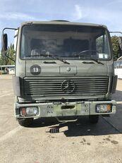 军用卡车 MERCEDES-BENZ 1017  4x4  KIPPER