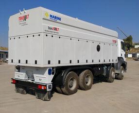 新军用卡车 TEKFALT basFALT Binding Agent Spreader