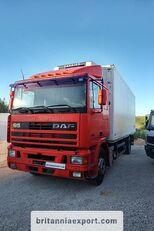 冷藏车 DAF 95 360 ATI left hand drive ZF manual pump 19 ton