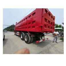 可翻卸料斗卡车 HOWO ZZ3317