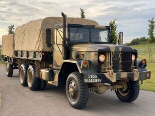 带防水布卡车 AM General M35 series + 带防水布拖车