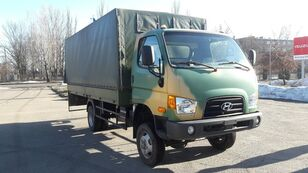 新带防水布卡车 HYUNDAI HD 65 4х4