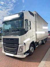 带防水布卡车 VOLVO fh 13 460euro6 + 带防水布拖车