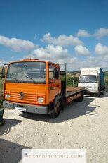 拖吊车 RENAULT Midliner S120 left hand drive electric winch 7.7 ton