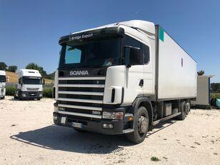 售货车 SCANIA R114 380 motrice 3 assi
