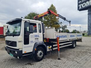 售货车 VOLVO FL220.12 / PK 7000A / NL brief
